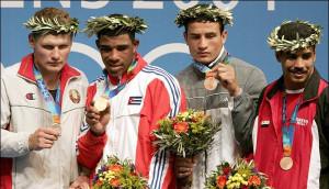 Афины-2004, Виктор Зуев, Boxing