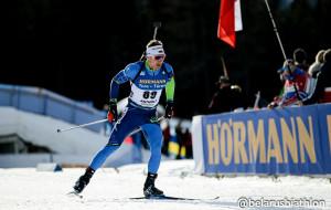 Логинов выиграл индивидуальную гонку в Антхольце, Смольский финишировал в топ-30