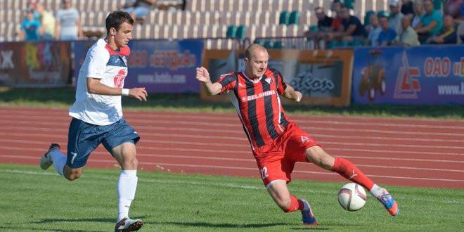 Ролович в запасе Минска на матч с Белшиной