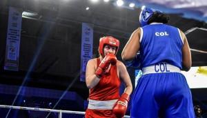 Виктория Кебикова, Boxing