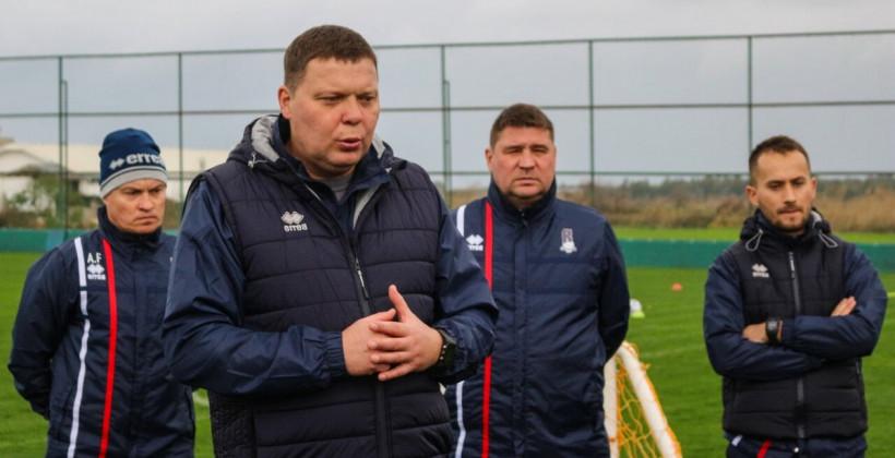 Александр Седнев: «Мы победили достаточно серьезного оппонента – Динамо нам очень понравилось»