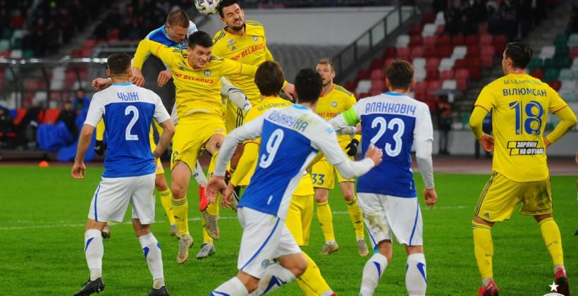 Суммы ставок на чемпионат Беларуси увеличились на 66 процентов по сравнению с прошлым сезоном