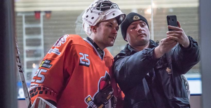 Максим Малютин стал первым вратарем чемпионата с четырьмя шатаутами в плей-офф