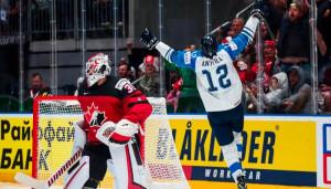 Хоккей Канада Финляндия