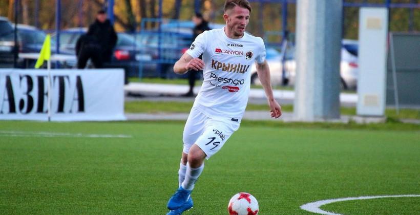 Максим Талейко перешел в Каганат из чемпионата Кыргызстана