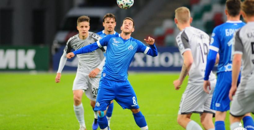 Довнар: «Два матча чемпионата – не показатель посещаемости»