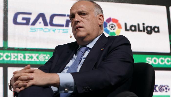 Президент Ла Лиги Тебас: «Собираемся доиграть сезон до конца»