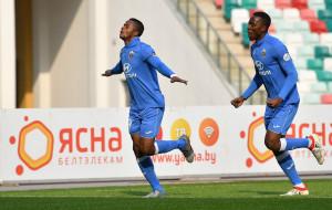 Энергетик-БГУ не закрепил победный счёт в матче против Ислочи