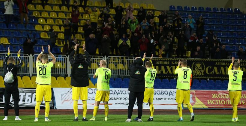 Солигорский Шахтер может встретиться с Тоттенхэмом в отборе Лиги Европы