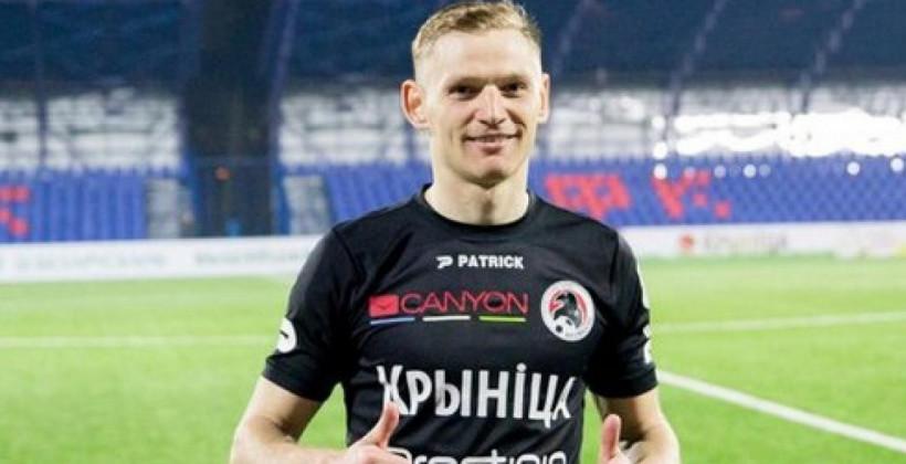 Скшинецкий перешел в дзержинский Арсенал