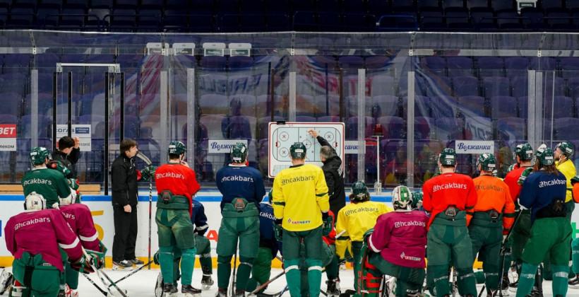 КХЛ приостановила на неделю сезон для согласования с госорганами нового формата