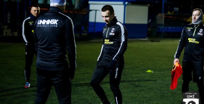 Любительский клуб АЛФ Юни Минск приглашает в аренду звезд футбола на время эпидемии