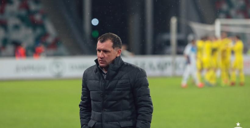 Сергей Гуренко: «В очень хорошей форме Сергей Кисляк. Очень странно, что его не вызвали в сборную»