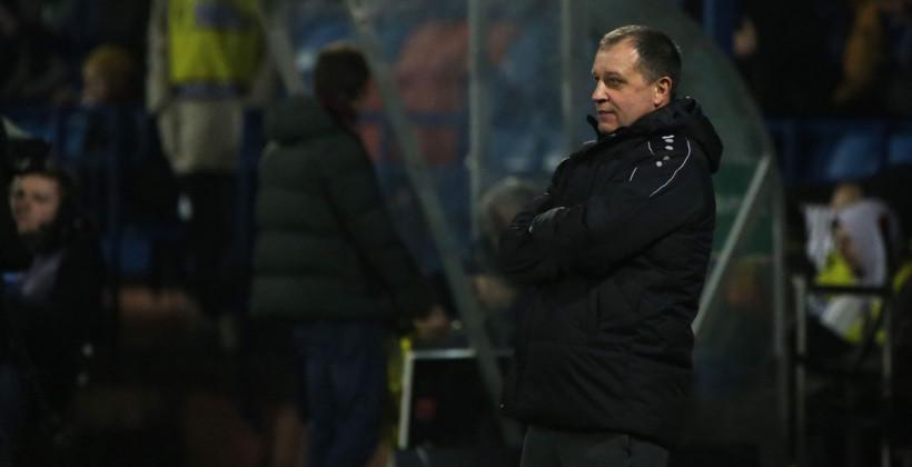 Юрий Вернидуб: «У нас 9 новых футболистов, достаточно много ушло. Нужно время для притирки и сыгранности»