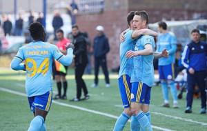 Антон Сарока попал в сферу интересов клуба из чемпионата Казахстана — СМИ