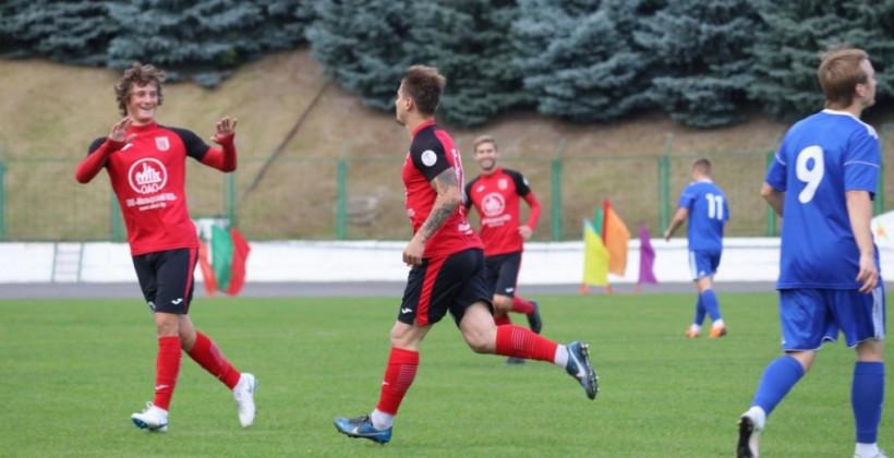 Ислочь и Славия начинают субботний день чемпионата