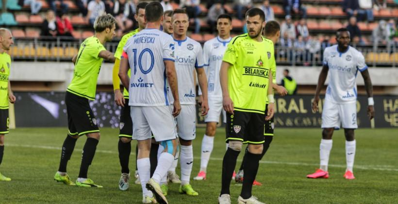Сзоке и Олехнович — капитаны Шахтёра и Динамо Брест на очное противостояние