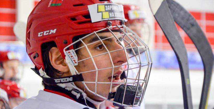 Герман Яваш выбран 55-м номером на драфте USHL