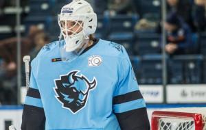 Сэйв Дэнни Тэйлора признан лучшим по итогам регулярного чемпионата КХЛ сезона-2020/21 (видео)
