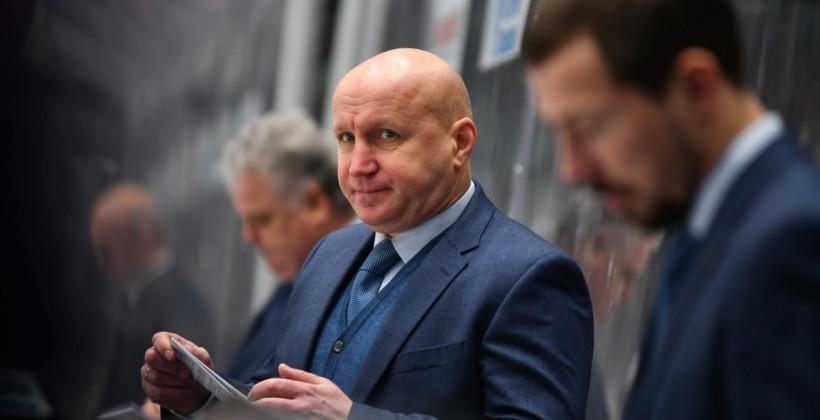 Эдуард Занковец: «В этом году ВХЛ будет еще интереснее, потому что все команды стали сильнее»
