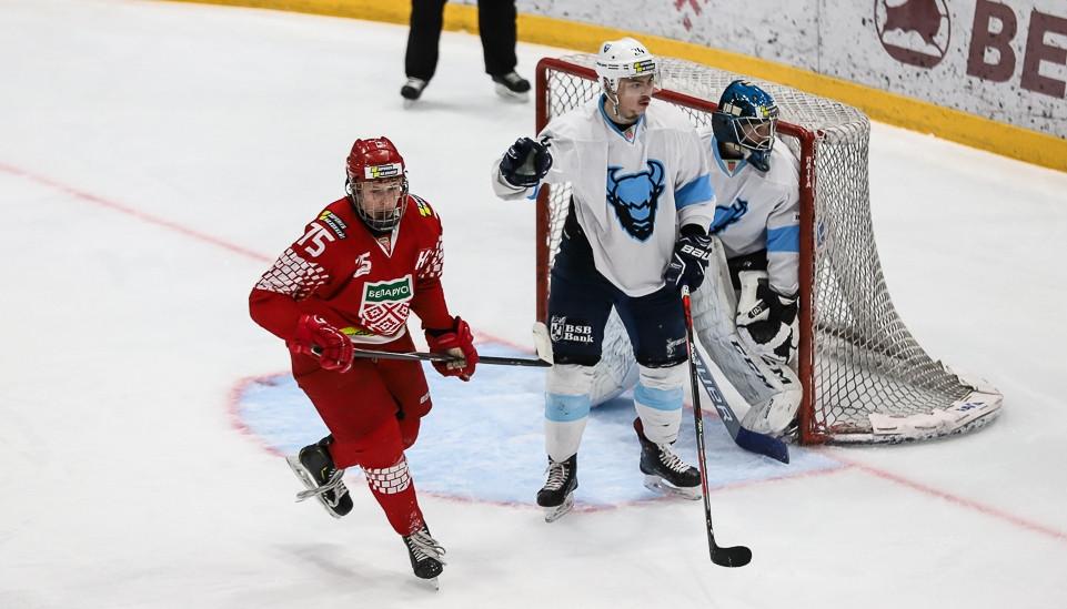 Беларусь U17, Минские зубры