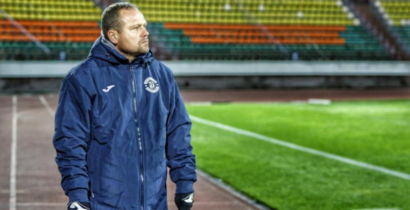 Марцел Личка о трансфере Нойока: «Саня уехал, поскольку в ФНЛ есть лимит легионеров»