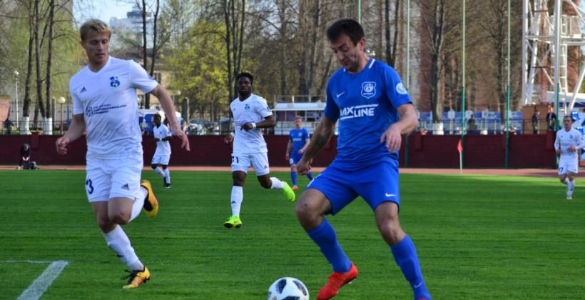 Слуцк и Витебск разошлись миром в матче 4-го тура чемпионата Беларуси