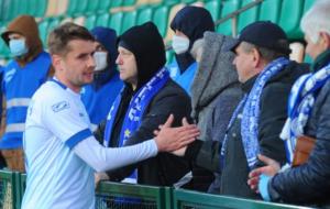Олехнович: «Для нас чем больше играешь, тем лучше игровой тонус»