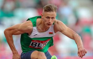 Виталий Парахонько не сумел пробиться в полуфинал Олимпиады на дистанции 110 м с барьерами