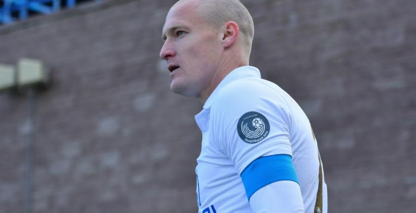 Дмитрий Комаровский — десятый бомбардир в истории высшей лиги