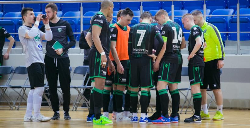Старт плей-офф чемпионата Беларуси по мини-футболу отложен из-за пандемии коронавируса
