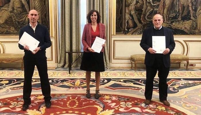 В Испании создали фонд помощи футболистам на 10 млн евро