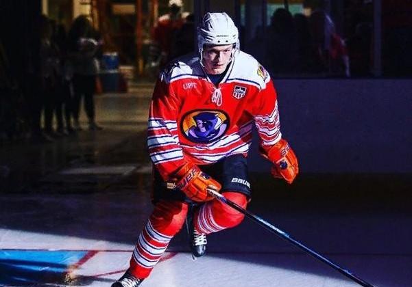 Белорусский защитник Артем Борщев в следующем сезоне будет выступать в студенческой лиге NCAA