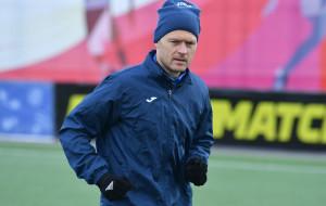 Януш: «Впервые я был на тренировке не в качестве игрока, а в качестве помощника»