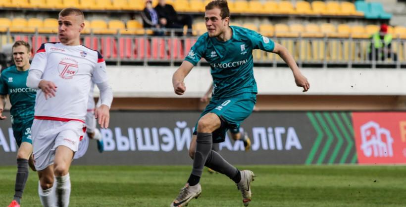 Седько, Назаренко и Бордачев вошли в символическую сборную 5 тура