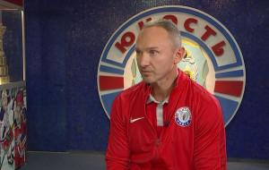 Макрицкий: «Буду приходить каждый день на работу вместе с ребятами — и мы будем идти к своей цели»