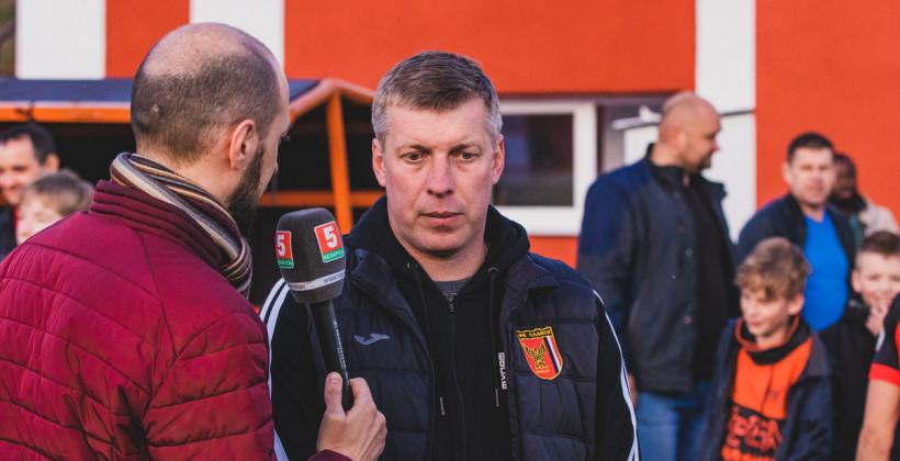 Михаил Мартинович: «Надеялись мы на другой результат — очень хотели выиграть сегодня и, наверное, предпосылки к этому были»