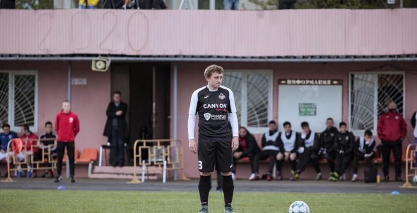 Дмитрий Лебедев: «В первой лиге сложнее играть, чем в вышке»