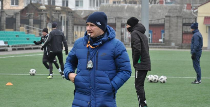Иван Биончик: «Скрывать не буду, рады результату»