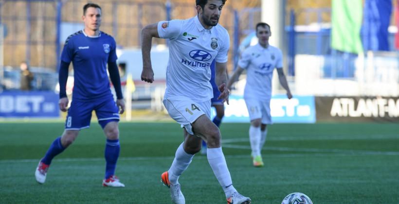 Бывший полузащитник Ислочи Сандро Цвейба завершил карьеру в 27 лет