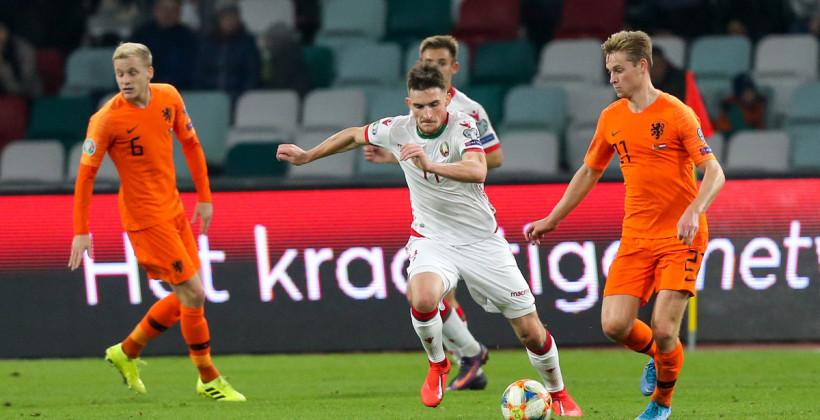 Евгений Яблонский: «Времени мало до Грузии, но, думаю, сейчас тренерский штаб проанализирует наши два матча»