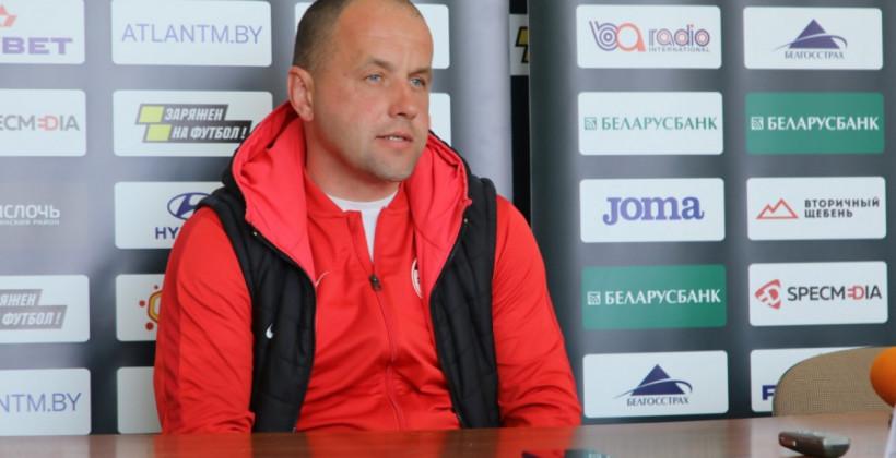 Дмитрий Мигас Белшина