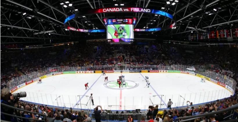 Латвия самостоятельно примет чемпионат мира по хоккею