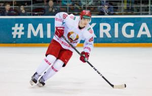 Егор Шарангович присоединился к кэмпу сборной Беларуси