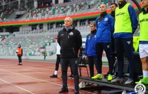 Леонид Кучук: «Относительно нашего соперника — очень хорошо организованная команда и опытные футболисты, которые знают, что хотят»