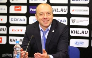 Скабелка: «Локомотив вчистую проиграл силовую борьбу? Мы много играли с шайбой, нам не нужно было её отбирать»