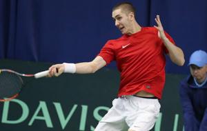 Егор Герасимов завершил выступление на турнире в Казахстане