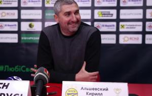 Кирилл Альшевский: «Все равно нужно проходить три стадии турнира, поэтому рано или поздно попался бы сильный соперник»