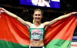 Эльвира Герман не вышла в олимпийский финал на дистанции 100 метров с барьерами