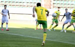 Гол Гегама Кадимяна в ворота Руха признан лучшим в сезоне-2020 по версии болельщиков Немана (видео)